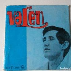 Discos de vinilo: VALEN / LA MANO DE DIOS / EL HUMO DE LAS FABRICAS EDICION ESPECIAL CON BOBLE PORTADA MIRAR FOTO1967). Lote 158685874