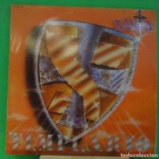 Discos de vinilo: LP SANTA – TEMPLARIO. Lote 158707050