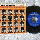 Discos de vinilo: THE BEATLES - A HARD DAY'S NIGHT + 3 EP EDICIÓN ESPAÑOLA DE 1964 - LABEL AZUL OSCURO. Lote 98251239