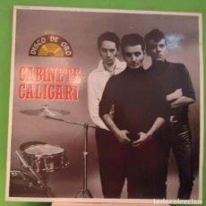Discos de vinilo: LP GABINETE CALIGARI – CUATRO ROSAS . Lote 158710126