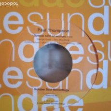 Discos de vinilo: PAUL THOMPSON SPECIAL KIND OF WOMAN/ROUND ROBIN MONOPOLY PEOPLE DO CHANGE SOUL FUNK ALEMANIA 2005 NM. Lote 158712342
