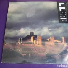 Disques de vinyle: FRA LIPPO LIPPI  LP VIRGIN 1986 PRECINTADO - SONGS - SYNTH POP ITALIA - ELECTRONICA . Lote 158754362