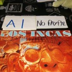 Discos de vinilo: LOS INCAS FESTIVAL VERGARA. Lote 158772650
