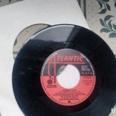 Discos de vinilo: SINGLE (VINILO) DE ROBERTA FLACK AÑOS 80. Lote 158776790