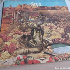 Discos de vinil: STYX - THE SERPENT IS RISING - RCA 1979. Lote 158779978