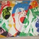 Discos de vinilo: UFO - DOUBLE LIVE ALBUM - CARPETA MUY JODIDA - CHRYSALIS 1979. Lote 158780446
