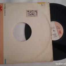 Discos de vinilo: MAXI DISCO VINILO 12'' SYNCBEAT – MUSIC EDICION INGLESA DE 1984. Lote 158781026