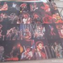 Discos de vinilo: WAR - LIVE -LP DOBLE ZAFIRO 1979 - CARPETA DOBLE. Lote 158782978