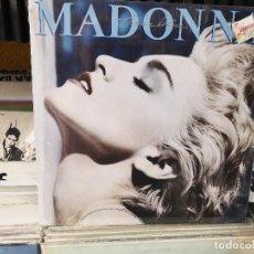 Discos de vinilo: MADONNA,TRUE BLUE. Lote 158783634