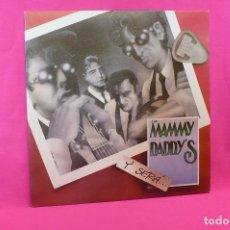 Discos de vinilo: LOS MAMMY DADDY'S -- Y SERA / FROM ME TO YOU, PROMOCIONAL LA ROSA RECORDS, 1990.. Lote 158783942