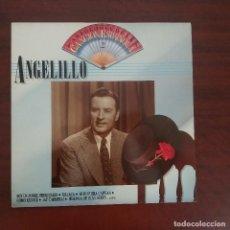 Discos de vinilo: LP - ANGELILLO -ANTOLOGIA CANCION ESPAÑOLA 2 - VER DETALLES. Lote 158805514