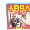 Discos de vinilo: ABBA WATERLOO GERMAN PRESSAGE SCHWEDISCHER BEITRAG EUROVISION FESTIVAL 1974. Lote 158808490