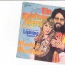 Discos de vinilo: 45 GIRI MOUTH & MCNEAL EIN DOLD'NER STER PHILIPS GERMANY GRAND PRIX EUROVISION BRIGHTON 1974. Lote 158811618