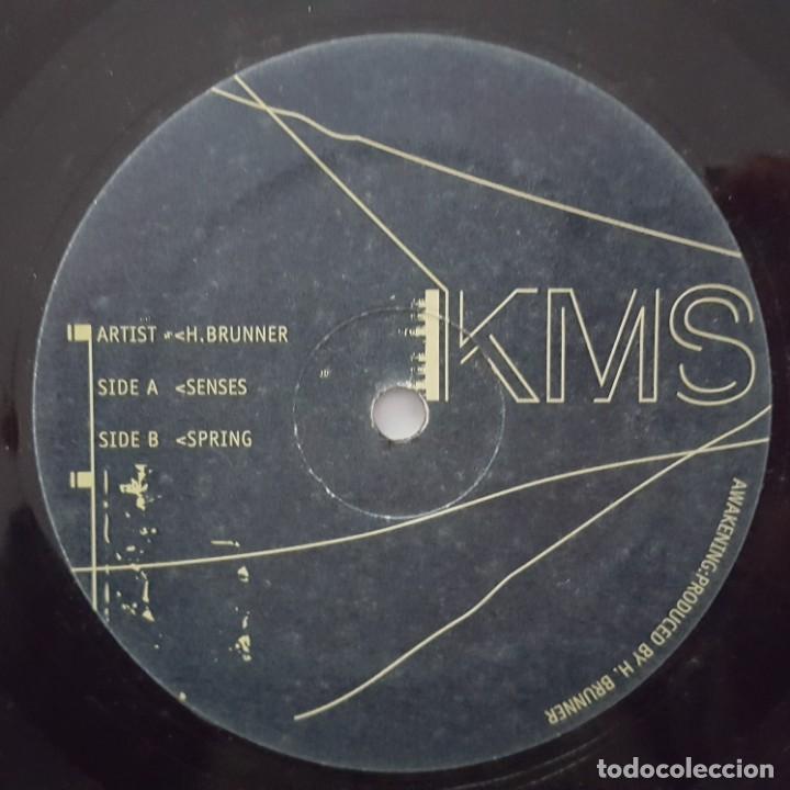 Discos de vinilo: MAXI / H. Brunner* ?– Awakening / 2000 USA - Foto 5 - 158816074