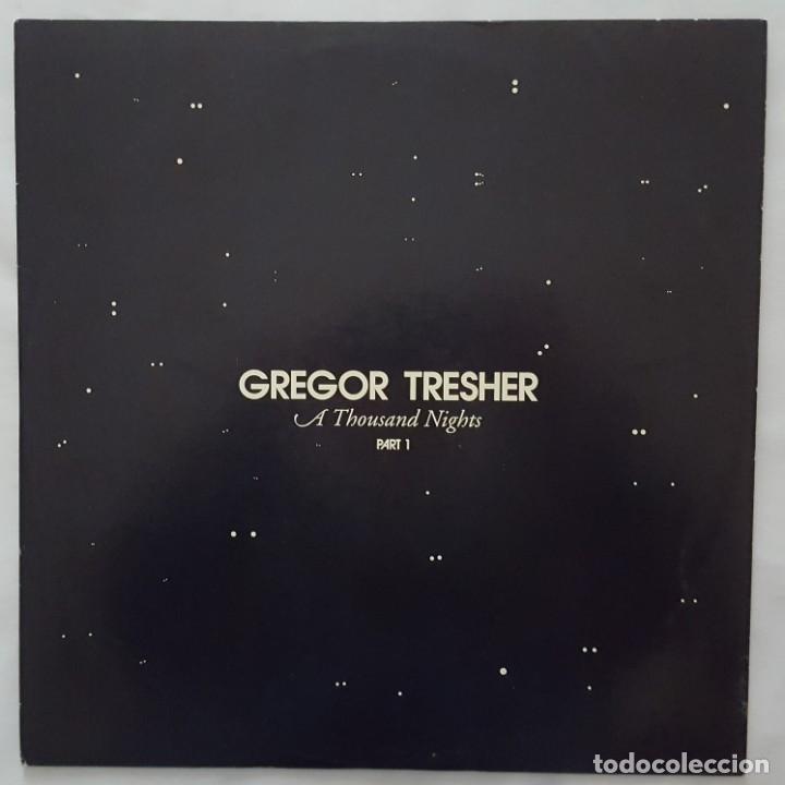 MAXI / GREGOR TRESHER – A THOUSAND NIGHTS PART 1 / 2007 ALEMANIA (Música - Discos de Vinilo - Maxi Singles - Techno, Trance y House)