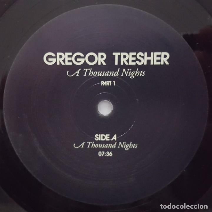 Discos de vinilo: MAXI / Gregor Tresher – A Thousand Nights Part 1 / 2007 ALEMANIA - Foto 3 - 158816390