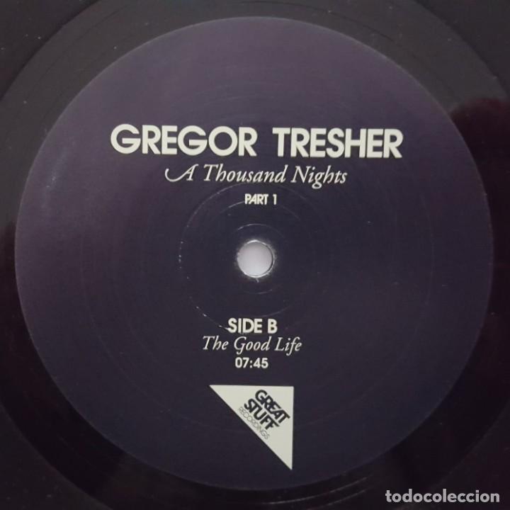 Discos de vinilo: MAXI / Gregor Tresher – A Thousand Nights Part 1 / 2007 ALEMANIA - Foto 4 - 158816390
