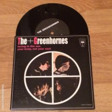 Discos de vinilo: THE GREENHORNES SINGLE VINYL ,SWEET NOTHING RECORDS - UK 2003 GARAGE ROCK (COMPRA MINIMA 15 EUR). Lote 158839114