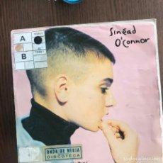 Discos de vinilo: SINEAD O'CONNOR - THE EMPEROR'S NEW CLOTHES / WHAT DO YOU WANT - SINGLE EMI 1990 . Lote 158839750