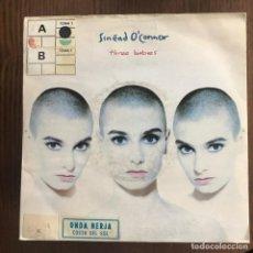 Discos de vinilo: SINEAD O'CONNOR - THE EMPEROR'S NEW CLOTHES / WHAT DO YOU WANT - SINGLE EMI 1990 . Lote 158840230