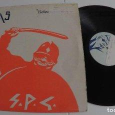 Discos de vinilo: CRISIS - HOLOCAUST - U.K. (PUNK). Lote 158849486