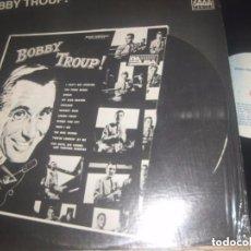 Discos de vinilo: BOBBY TRUP-BOBBY TROUP (1984-PAUSA RECORDS) EDITADO USA. Lote 158851206