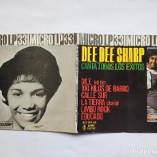 Discos de vinilo: DEE DEE SHARP - TELL HIM- (SE VENDE SOLO LA PORTADA SIN VINILO EN SU INTERIOR). Lote 158851314