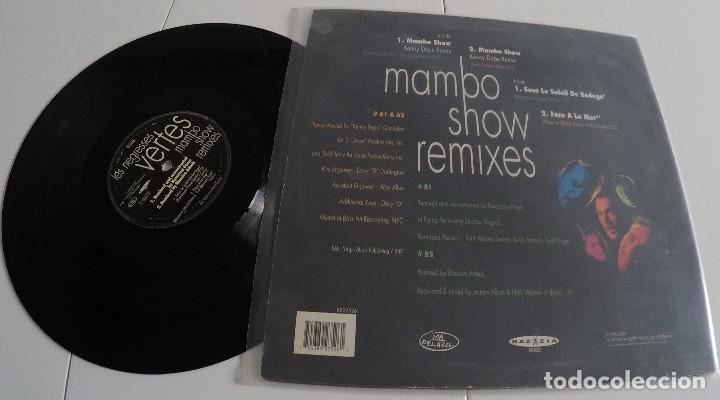 Discos de vinilo: Les Negresses Vertes - Mambo Show Remixes - Foto 2 - 158852350