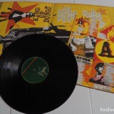 Discos de vinilo: MANO NEGRA - KING OF BONGO (PORTADA DOBLE). Lote 158859566