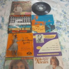 Discos de vinilo: DISCOS-LOTE DE 8 DISCOS SINGLE DE VINILO (VER FOTOS). Lote 158866422
