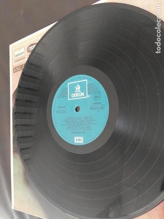 Discos de vinilo: LP Beatles for sale edición España 10c064004200 buen estado - Foto 3 - 158893430
