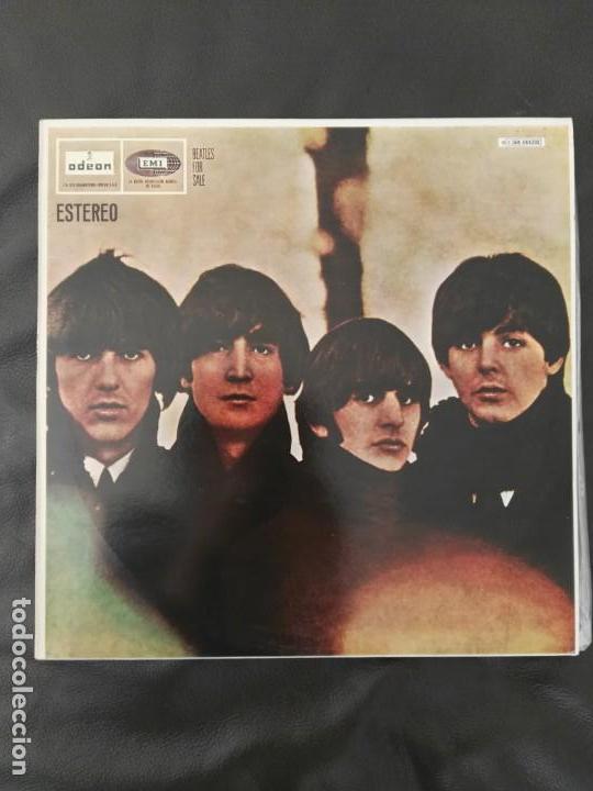 LP BEATLES FOR SALE EDICIÓN ESPAÑA 10C064004200 BUEN ESTADO (Música - Discos - LP Vinilo - Pop - Rock Extranjero de los 50 y 60)