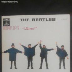Discos de vinilo: LP HELP! THE BEATLES EDICIÓN ESPAÑA ESTÉREO 10C064004257. Lote 158894946