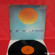 Disques de vinyle: SANTANA - CARAVANSERAI - LP - CBS 1972 HOLLAND 65299 1ª EDICION. Lote 158912378