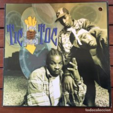 Discos de vinilo: LORDS OF THE UNDERGROUND - TIC TOC . MAXI SINGLE . 1994 USA. Lote 160276940