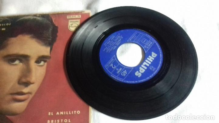 Discos de vinilo: MIKE RIOS - miguel rio TWIST DEL RELOJ ( TWIST AROUND THE CLOCK )- BRISTOL - EP SPAIN 1962 single 45 - Foto 2 - 158931178