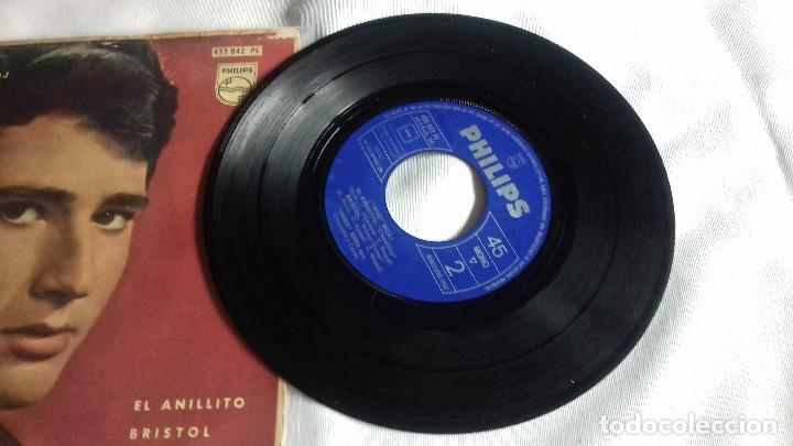 Discos de vinilo: MIKE RIOS - miguel rio TWIST DEL RELOJ ( TWIST AROUND THE CLOCK )- BRISTOL - EP SPAIN 1962 single 45 - Foto 4 - 158931178