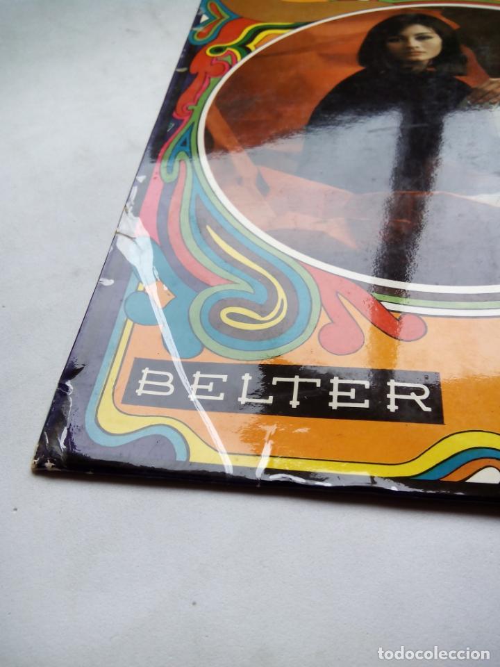 Discos de vinilo: LOS MEJORES. LP BELTER 22200. ESPAÑA 1968. SALOMÉ. LOS STOP. LOS 4 ROS. MICHEL. LOS 3 SUDAMERICANOS. - Foto 4 - 158945002