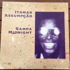 Discos de vinilo: ITAMAR ASSUMPÇÃO - SAMPA MIDNIGHT . LP . 1991 GERMANY. Lote 158946478