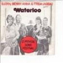Discos de vinilo: BJORN BENNY ANNA FRIDA 5ABBA) EUROVISIE SONG FESTIVAL WATERLOO . Lote 158946554
