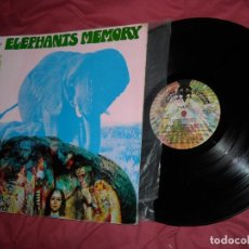 Discos de vinilo: THE ELEPHANTS MEMORY LP 1969 BUDDAH RECORDS 1203.022 PROGRESIVO EDICION ESPAÑOLA SPAIN. Lote 158966814
