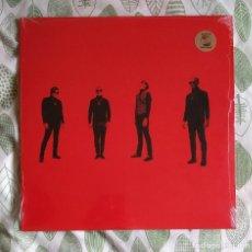 Discos de vinilo: DRAKULAS - RAW WAVE 12'' LP PRECINTADO - GARAGE ROCK PUNK ROCK. Lote 158969686