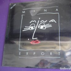 Discos de vinilo: MINA LP FONIT CETRA 1986 PRECINTADO EXPORT VOLUME 2 - ITALIA POP. Lote 178258902