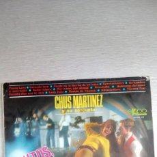 Discos de vinilo: CHUS MARTINEZ Y SU CONJUNTO EXITOS,EXITOS, EXITOS. Lote 159012002