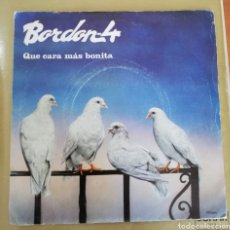 Discos de vinilo: BORDÓN 4 - QUE CARA MÁS BONITA. Lote 159017649