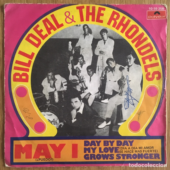 Image result for may i  bill deal and the rhondels single images