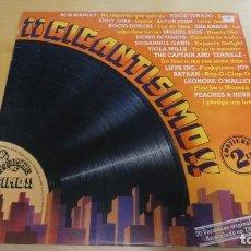 Discos de vinilo: LP DISCO GIGANTISIMO . DOBLE LP . Lote 159039150