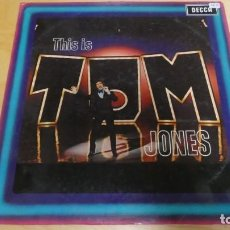 Discos de vinilo: LP DISCO THIS IS TOM JONES . . Lote 159040254