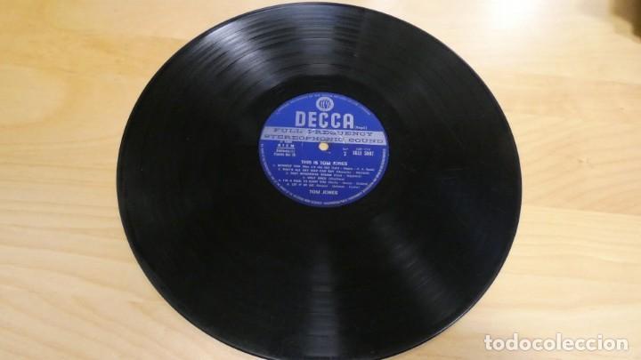 Discos de vinilo: LP DISCO THIS IS TOM JONES . - Foto 4 - 159040254