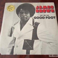 Discos de vinilo: 2LP VINILO JAMES BROWN - GET ON THE GOOD FOOT / USA PRESS ORIG. EDICIÓN 1972 / FUNK BREAKS MONSTER!!. Lote 159061654